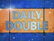 Jeopardy! S23 Daily Double Logo