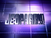 Jeopardy! Season 18 Logo