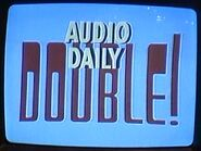 Jeopardy! S2 Audio Daily Double Logo