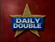 Jeopardy! S11 Daily Double Logo (Celebrity Jeopardy! Variant)