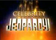 Celebrity Jeopardy! Season 19 Logo
