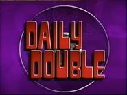 Rock & Roll Jeopardy! S1 Daily Double Logo