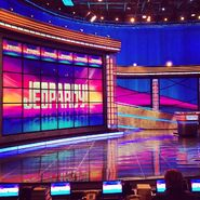 Jeopardy! 2013 Set (4)