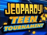 Jeopardy! Teen Tournament Season 22 Logo