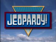 Jeopardy! Season 10 Logo