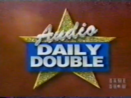 Jeopardy! S11 Audio Daily Double Logo (Celebrity Jeopardy! Variant)