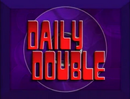 Rock & Roll Jeopardy! S2-S4 Daily Double Logo