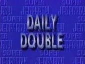 Daily Double Logo-A (Super Jeopardy! Variant)
