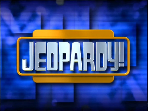 Jeopardy! Season 17 Logo