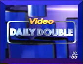 Jeopardy! S16 Video Daily Double Logo