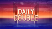 Jeopardy! S33 Daily Double Logo