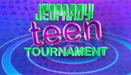 Jeopardy! Teen Tournament Season 27 Logo