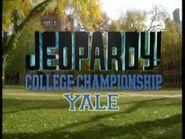 Jeopardy! College Championship Season 20 Logo