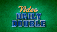 Sports Jeopardy! Video Daily Double S1 Logo