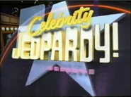 Celebrity Jeopardy! Season 13 Logo-B