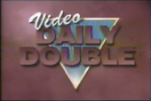 Jeopardy! S10 Video Daily Double Logo