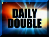 Jeopardy! S20 Daily Double Logo