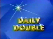 Jeopardy! S3 Daily Double Logo-E