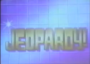 Jeopardy! Season 3 Logo
