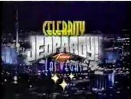 Celebrity Jeopardy! Season 17 Logo