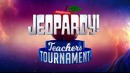 Jeopardy! Season 34 Teachers Tournament Title Card