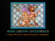 Merv Griffin Enterprises logo with Sony byline-2