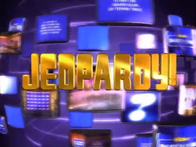 Jeopardy! Season 16 Logo