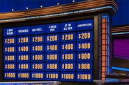 Jeopardy! 2013 Set (9)