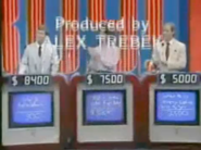 Jeopardy Set 1984-1985 (Credits)