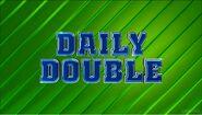 Sports Jeopardy! Daily Double S2 Logo