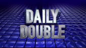 Jeopardy! S25 Daily Double Logo