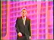 Pat Sajak's Entrance
