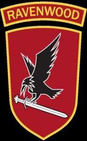 Logo of Ravenwood