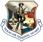 150px-Texas Air National Guard patch