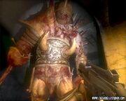 Jericho gladiator