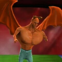 Even more dance moves of Bat Boy