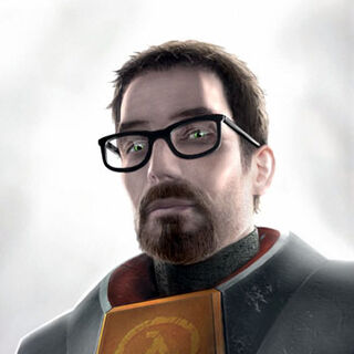 Gordon Freeman In Half-Life 2
