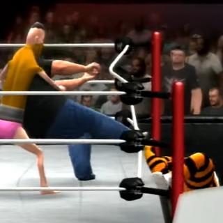 Gabe eliminating tony the tiger