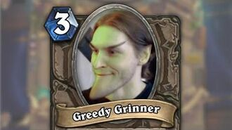 Greedy Grinner - Jerma Moments
