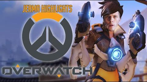 Jerma Highlights- Overwatch - Jerma the Ster
