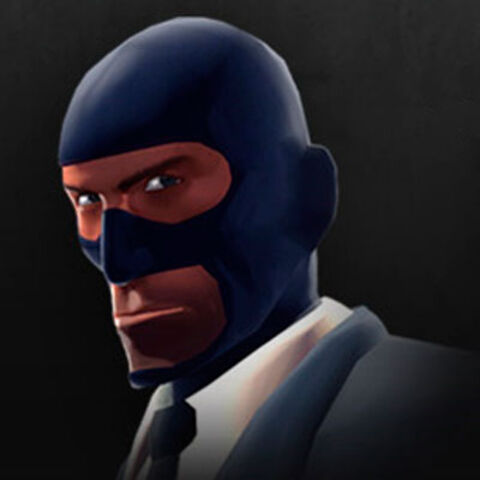 The Spy in Team Fortress 2
