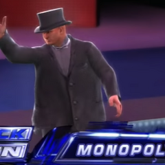The Monopoly Guy in the second Jerma Rumble