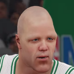 Gabe Degrossi of the Boston Celtics, before the accident