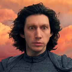 Jerma as Kylo Ren in <i>Star Wars IX: Rise of Skywalker</i> (2019)
