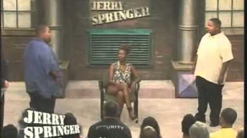 Super-Sized Love (The Jerry Springer Show)