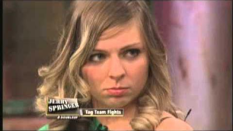 Tag Team Fights (The Jerry Springer Show)