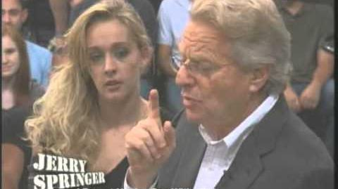 I Regret Having Sex With You (The Jerry Springer Show)
