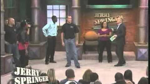 Gay Cousins In Love (The Jerry Springer Show)
