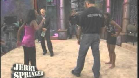 Pretty Girls Fight Dirty! (The Jerry Springer Show)