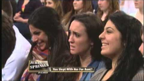 You Slept With Her For Rent? (The Jerry Springer Show)